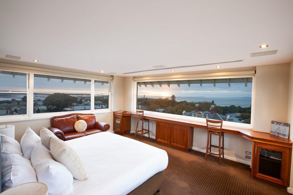 Vue Grand Hotel room