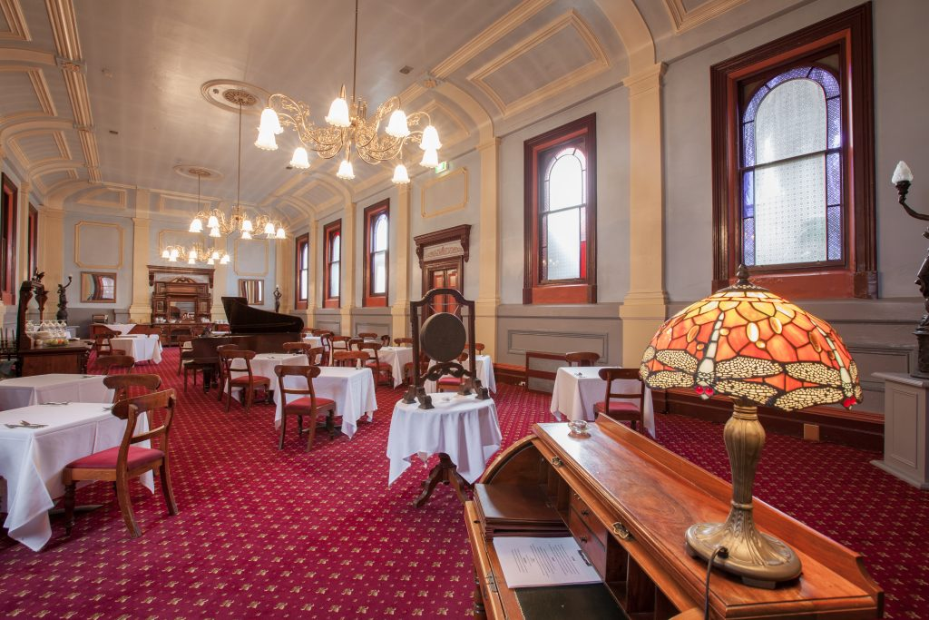 Vue Grand Hotel Dining room
