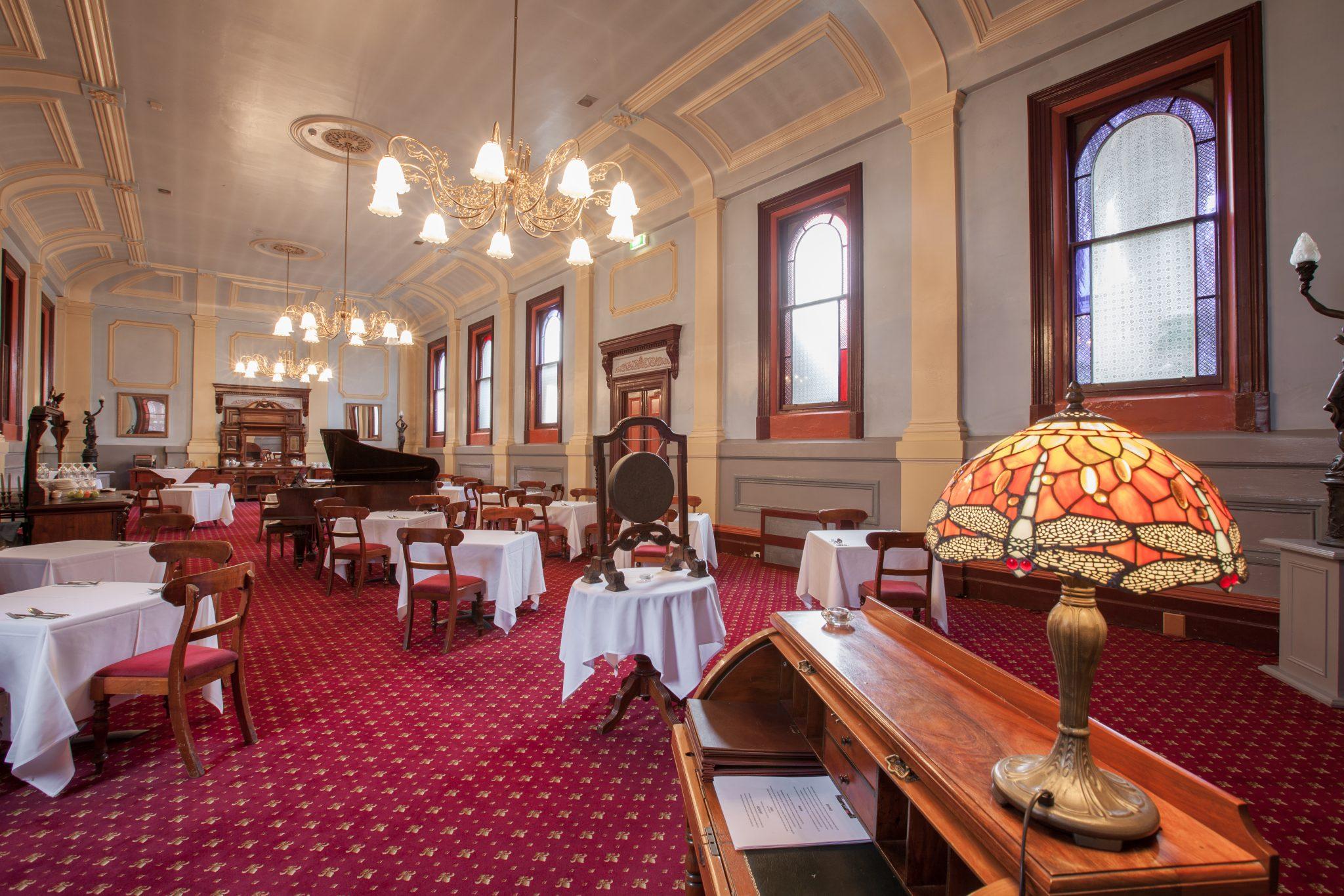 Vue Grand Hotel Dining room