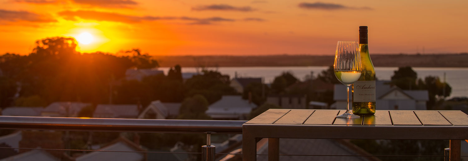 rooftop bar Queenscliff
