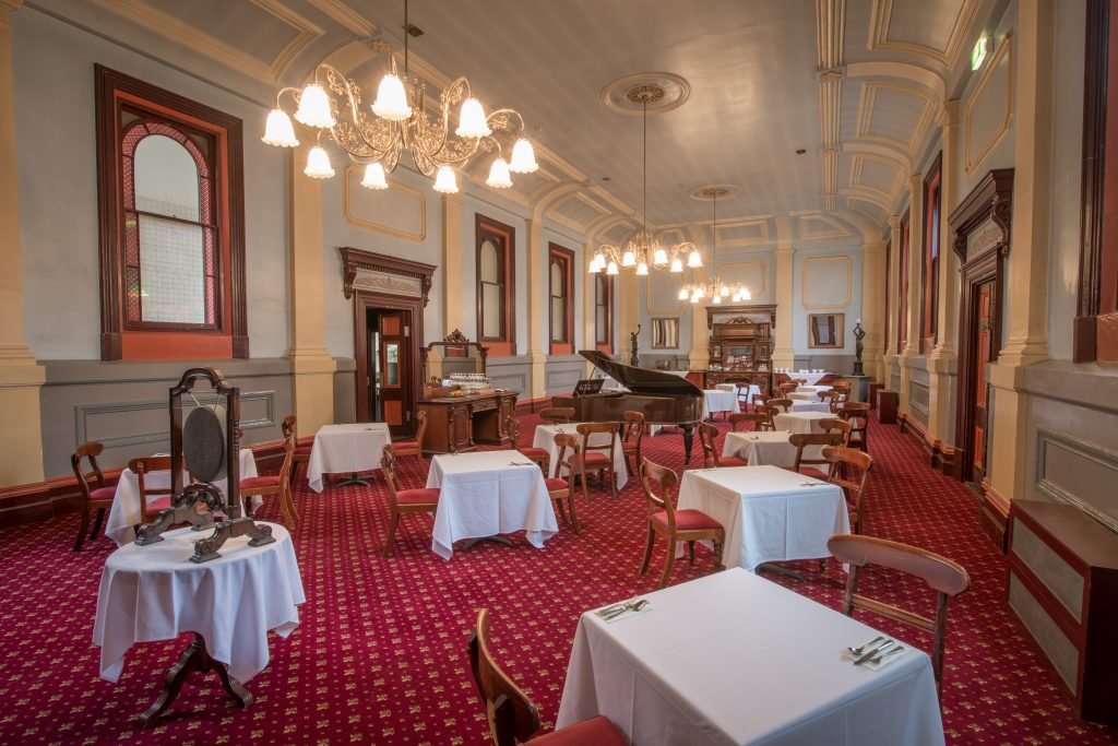 Vue Grand Hotel Dining